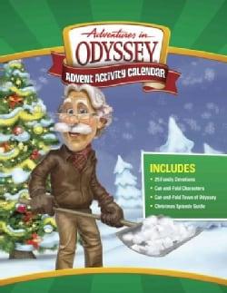 Adventures in Odyssey Advent Activity Calendar (Paperback)