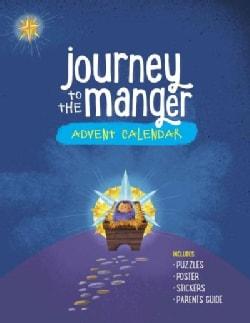 Journey to the Manger Advent Calendar (Paperback)