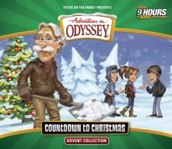 Countdown to Christmas Advent Collection (CD-Audio)