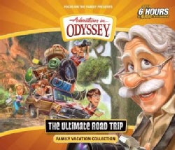 The Ultimate Road Trip: Family Vacation Collection (CD-Audio)
