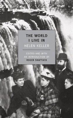 The World I Live in / Helen Keller (Paperback)