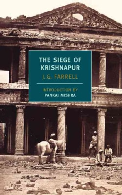 The Siege of Krishnapur (Paperback)