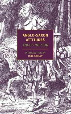 Anglo-saxon Attitudes (Paperback)