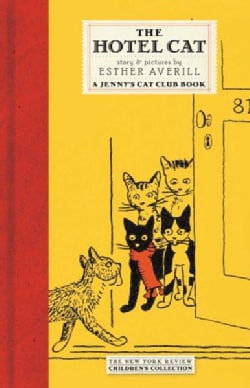 The Hotel Cat: A Jenny's Cat Club Book (Hardcover)