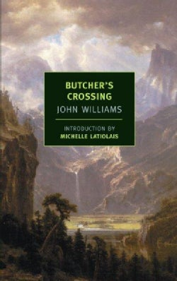 Butcher's Crossing (Paperback)