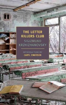 The Letter Killers Club (Paperback)