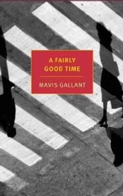 A Fairly Good Time: With Green Water, Green Sky (Paperback)