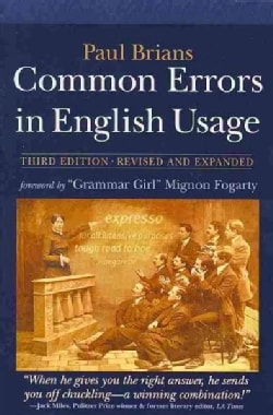 Common Errors in English Usage (Paperback)