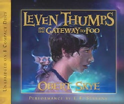 Leven Thumps And The Gateway To Foo: Book 1 (CD-Audio)