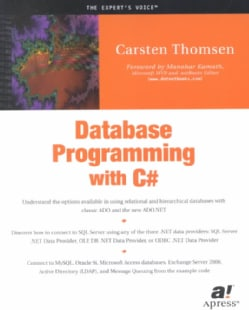 Database Programming With C# (Paperback)