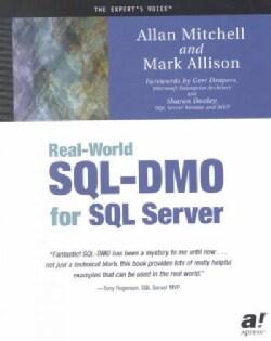 Real-World SQL-Dmo for SQL Server (Paperback)