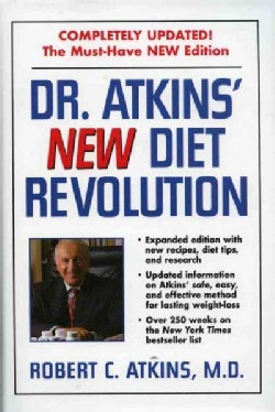 Dr. Atkins' New Diet Revolution(Updated) (Hardcover)