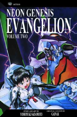 Neon Genesis Evangelion 2: A Flaming Sword Which Turned Every Way (Paperback)
