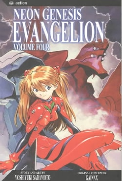 Neon Genesis Evangelion 4: The Woman Whom Thou Gavest to Be With Me (Paperback)