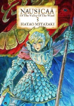 Nausicaa of the Valley of the Wind 3 (Paperback)