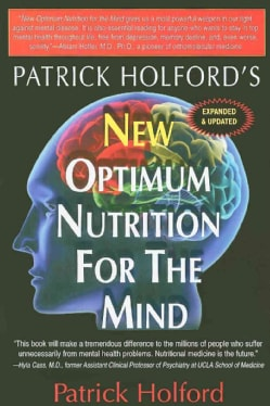 New Optimum Nutrition for the Mind (Paperback)