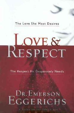 Love & Respect: The Love She Most Desires, The Respect He Desperately Needs (Hardcover)