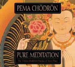 Pure Meditation: The Tibetan Buddhist Practice of Inner Peace (CD-Audio)