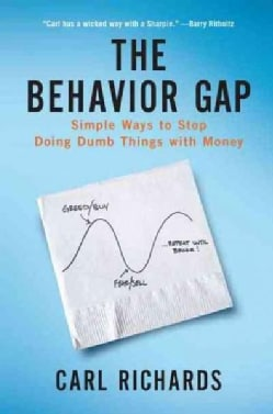 The Behavior Gap: Simple Ways to Stop Doing Dumb Things With Money (Hardcover)