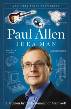 Idea Man: A Memoir by the Cofounder of Microsoft (Paperback)