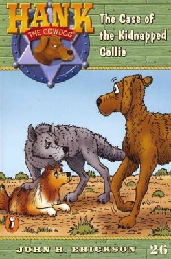 The Case of the Kidnapped Collie (Paperback)