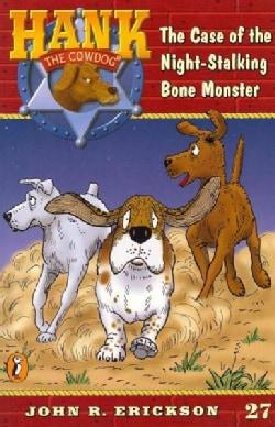 The Case of the Night-Stalking Bone Monster (Paperback)