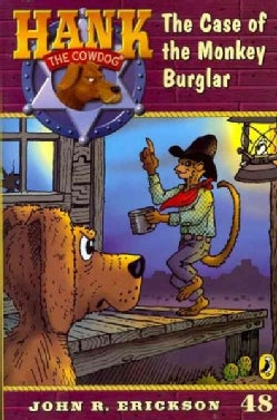 The Case of the Monkey Burglar (Paperback)