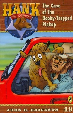 The Case of the Booby-trapped Pickup (Paperback)