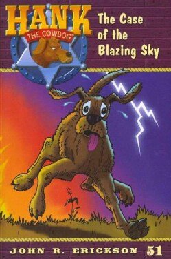 The Case of the Blazing Sky (Paperback)