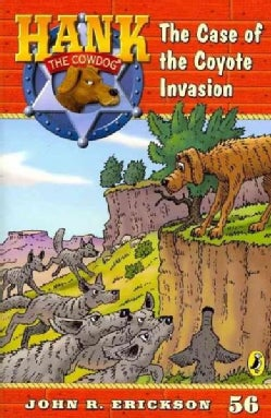 The Case of the Coyote Invasion (Paperback)