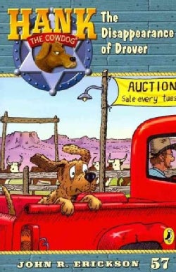 The Disappearance of Drover (Paperback)