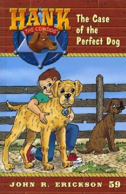 The Case of the Perfect Dog (Hardcover)