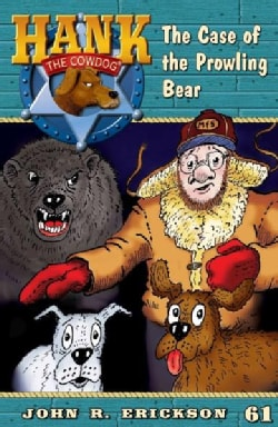 The Case of the Prowling Bear (Hardcover)
