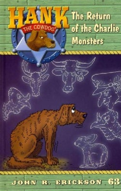 The Return of the Charlie Monsters (Hardcover)
