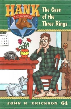 The Case of the Three Rings (Hardcover)
