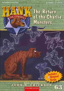 The Return of the Charlie Monsters (CD-Audio)