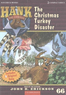 The Christmas Turkey Disaster (CD-Audio)