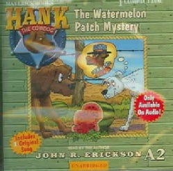 The Watermelon Patch Mystery (CD-Audio)