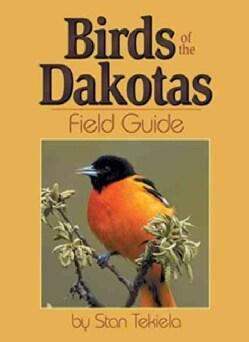 Birds of Dakotas Field Guide (Paperback)