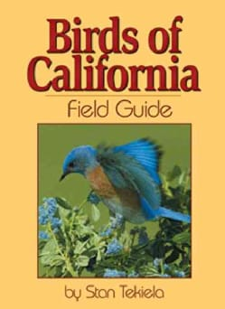 Birds of California: Field Guide (Paperback)