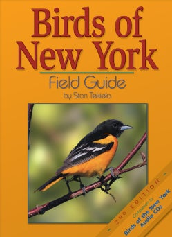Birds Of New York: Field Guide (Paperback)