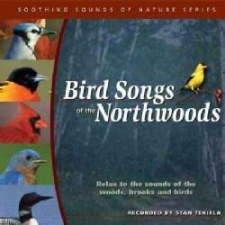 Bird Songs of the Northwoods (CD-Audio)