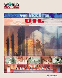 The Need for Oil (Hardcover)