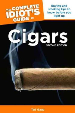 The Complete Idiot's Guide to Cigars (Paperback)
