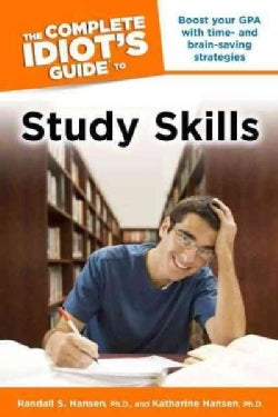 The Complete Idiot's Guide to Study Skills (Paperback)