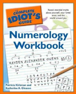 The Complete Idiot's Guide Numerology Workbook (Paperback)
