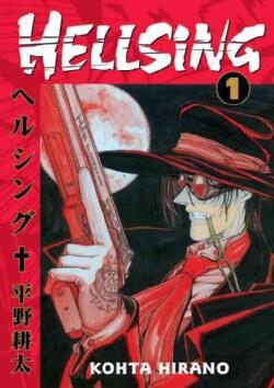 Hellsing 1 (Paperback)