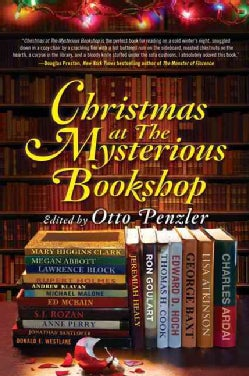 Christmas at the Mysterious Bookshop: Tis the Season to Be Deadly: Stories of Mistletoe and Mayhem from 18 Master... (Paperback)
