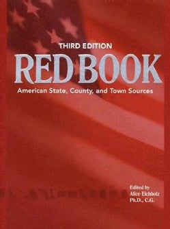 Red Book: American State, Country & Town Sources (Hardcover)