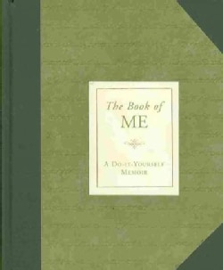 Book of Me: Do It Yourself Memoir (Notebook / blank book)